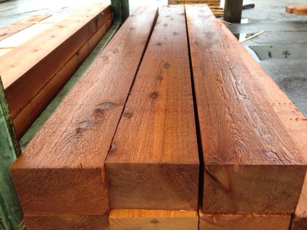 Midwest Timber Supply - Western Red Cedar