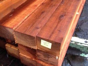 Midwest Timber Supply Western Red Cedar